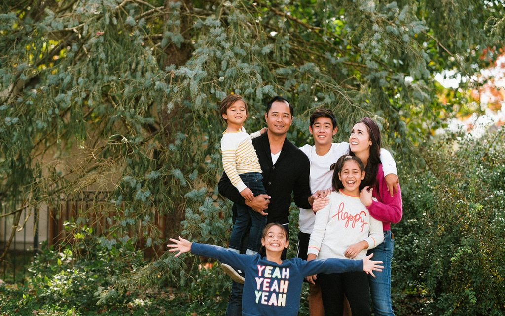 Jami Nato and Family